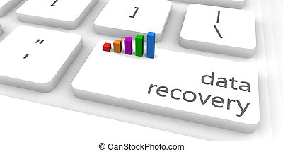 Data Recovery as a Fast and Easy Website Concept