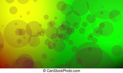 spots color abstract 4k