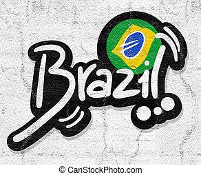 紋章, ブラジル,