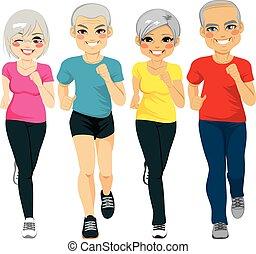 Senior Runner Group