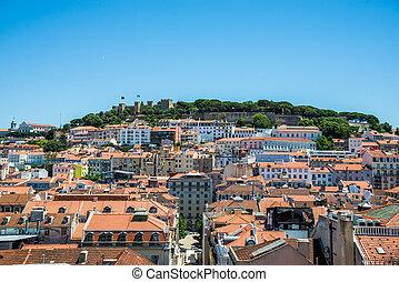 Lisbon lanscape