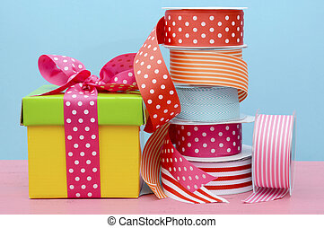 Birthday or special occasion gift wrapping. - Birthday or...