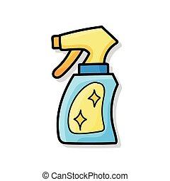 detergent doodle