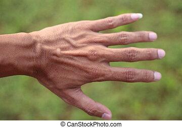 Man of Hand