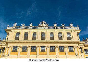 Vienna, Schoenbrunn Palace
