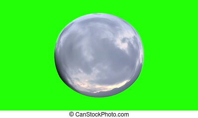 Time Lapse Crystal Ball