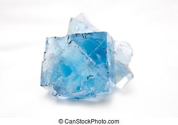 azul, fluorita,