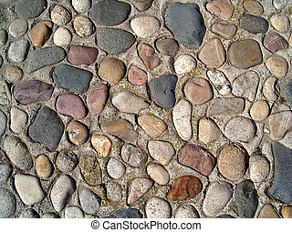 Cobblestone Background  - Cobblestone Background