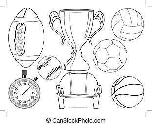 sport objects