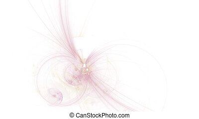Supernova. With alpha channel. - HD abstract fractal art...