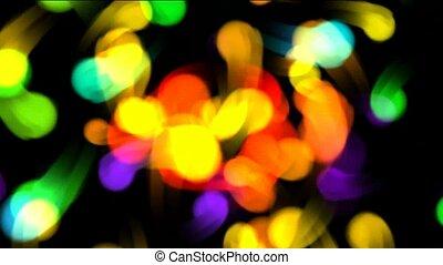 color dot light,neon light