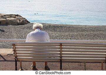Der alte Mann und das Meer - pure Entspannung