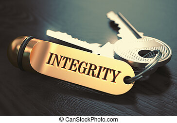 Integrity Concept Keys with Golden Keyring - Integrity...