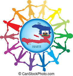 Help Haiti 2 - People all around the world helping Haiti...