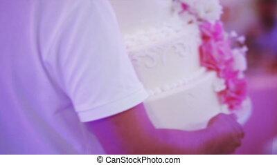 Introduction wedding cake