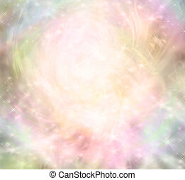 Magical fairy like background - Ethereal background with a...
