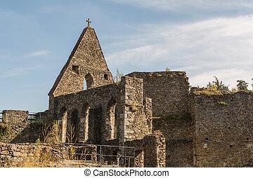 Church of castle Schaunburg - Middle Ages