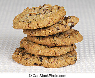 Oatmeal and Raisan cookies - Sweet treat
