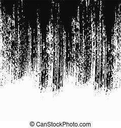 Brush Texture Back - Vector grunge background, artistic...