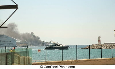 Boat Burning