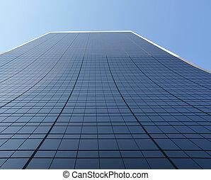 Highrise skyscraper