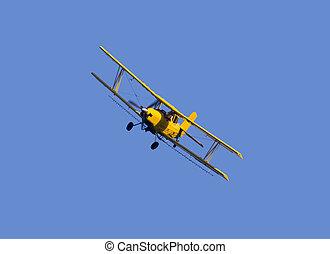 Aerial Crop Duster