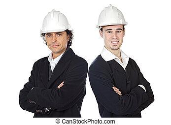 Arquitetos, equipe
