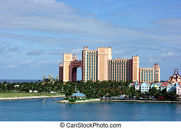 Bahamas - The Bahamas Paradise Island and Hotel Atlantis
