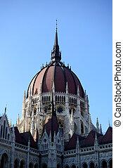 Budapest Parliament Building - Budapest City Hungary...