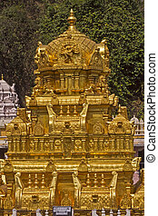 Kanakadurga temple - Kanakadurga, or The Golden Durga...