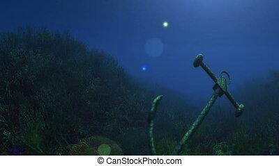 anchor underwater