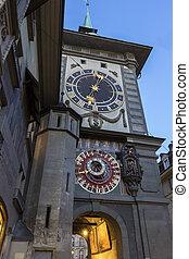 Suíça, Berna,  zytglogge