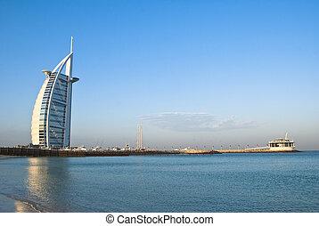 Burj Al Arab, a Seven star resort