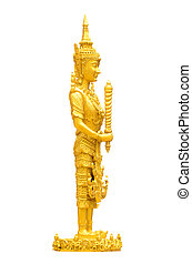 Thai angle - Thai people belive the angle to protect every...