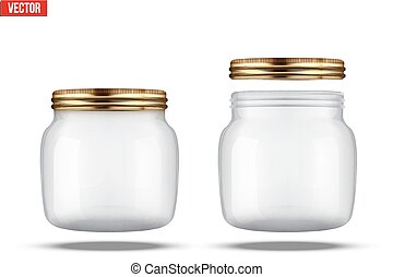 Glass Jars for canning and preserving. - Small Glass Jars...