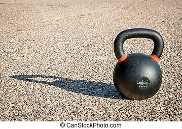 heavy iron competition kettlebell