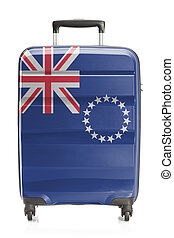 Suitcase with national flag series - Cook Islands - Suitcase...