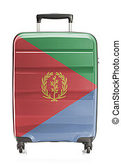 Suitcase with national flag series - Eritrea - Suitcase...