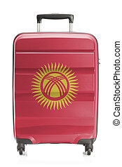 Suitcase with national flag series - Kyrgyzstan - Suitcase...