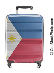 Suitcase with national flag series - Philippines - Suitcase...
