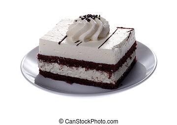 pedaço, bolo
