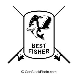 best fisher badge