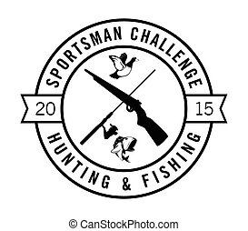 Sportsman contest : hunting and fishing