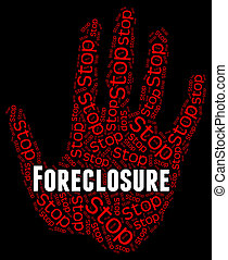 Stop Foreclosure Shows Repayments Stopped And Borrower -...