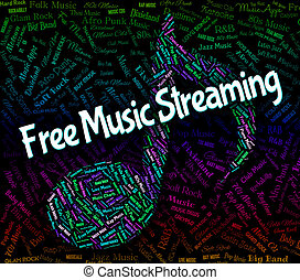Free Music Streaming Shows Sound Track And Acoustic - Free...
