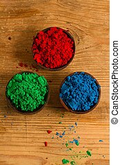 Red, Green and Blue: RGB color system - A real world...