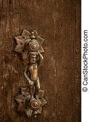 Antique Venetian door