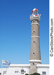 Lighthouse of José Ignacio, Uruguay - Lighthouse of José...