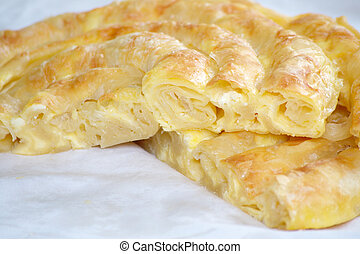 The making of: banitsa