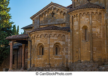 La Collegiata - In the picture the Collegiate CastellArquato...